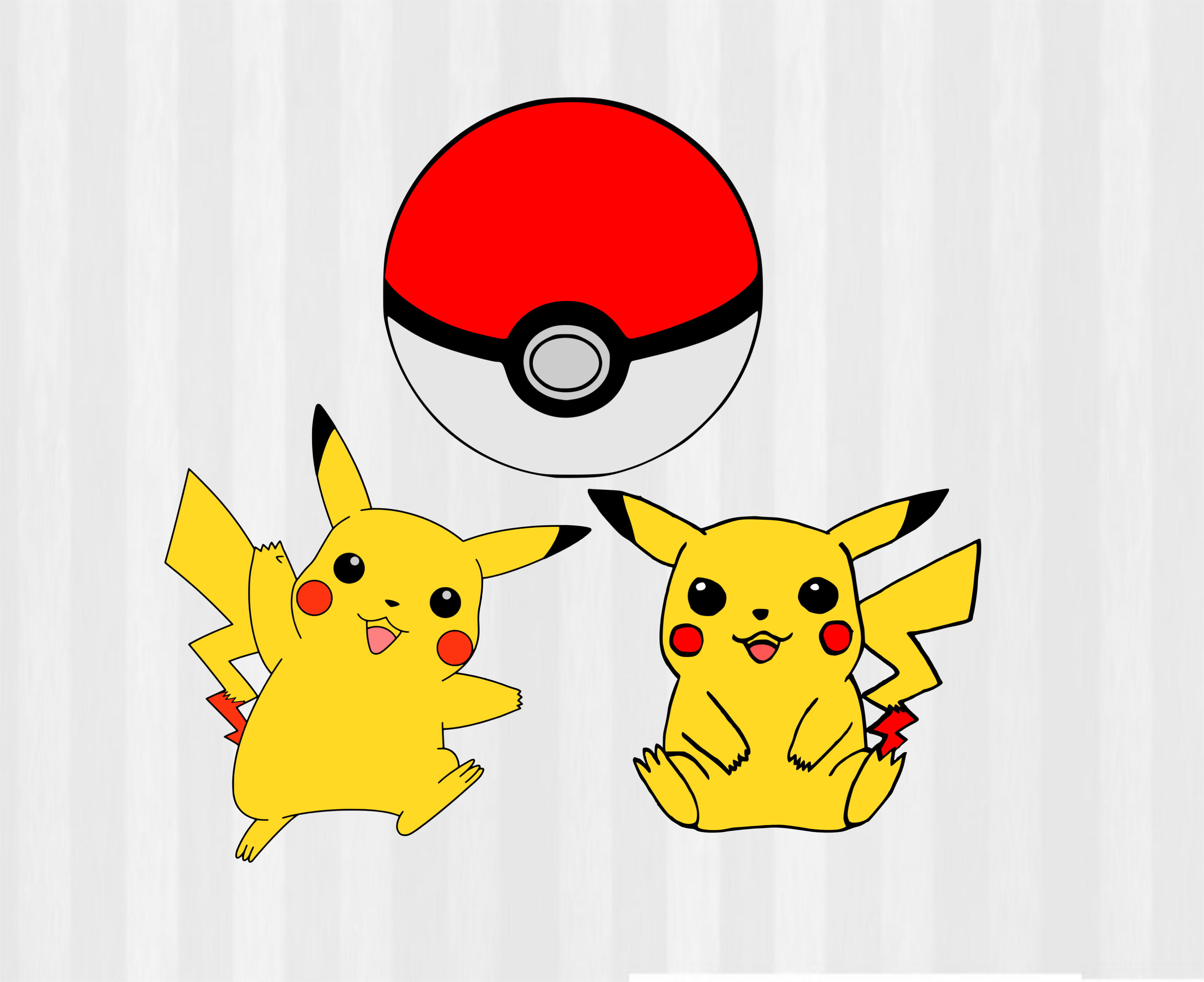 Pokemon Ball Clip Art.