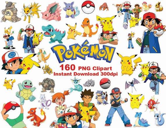 Pokemon go clipart 4 » Clipart Station.