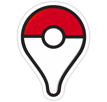 Pokemon go plus sticker\