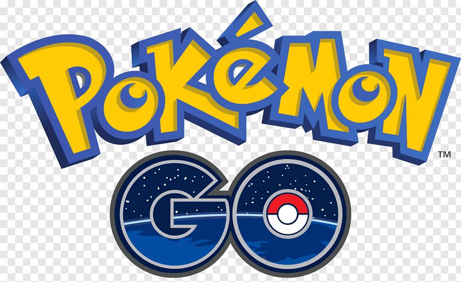 Pokemon Go logo, Pokémon GO Niantic The Pokémon Company.