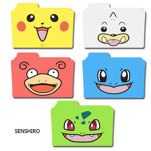 Icon Pack Pokemon at GetDrawings.com.