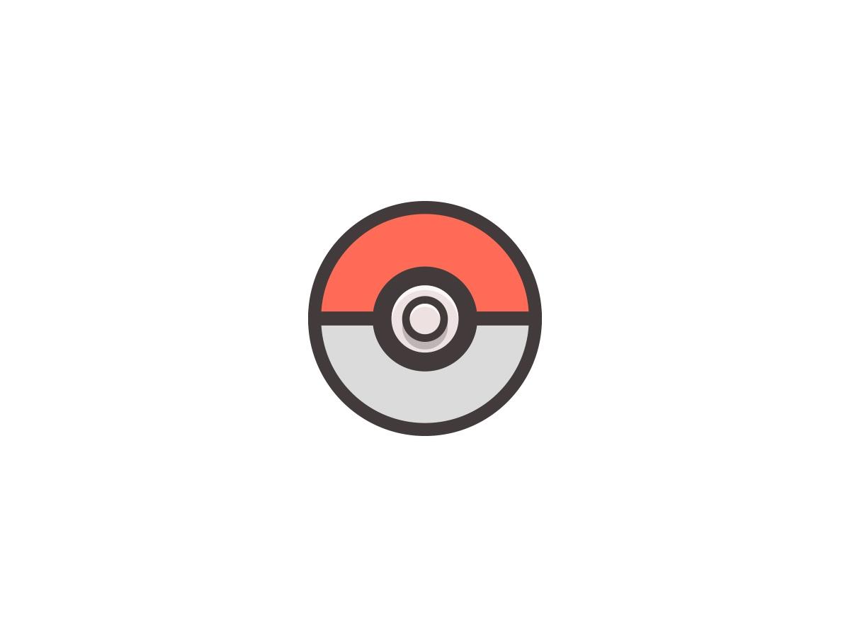 Pokemon Themed Icon Pack by Harisankar Sahoo on Dribbble.