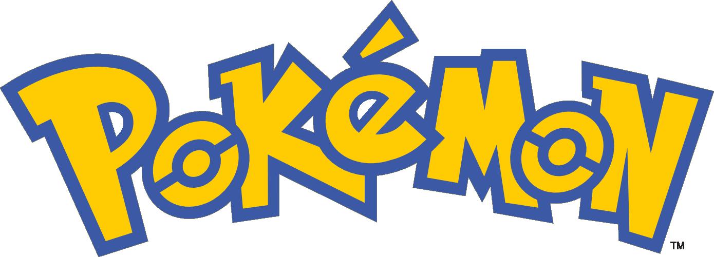 Pokemon Logo free clipart.
