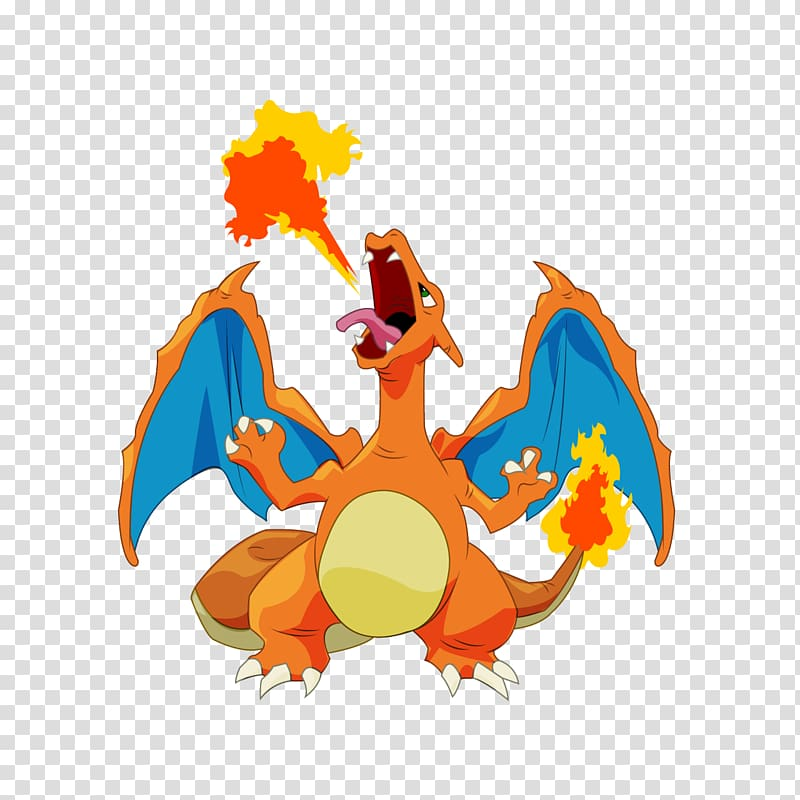 Pokémon Snap Charizard Pokémon Red and Blue Charmander.
