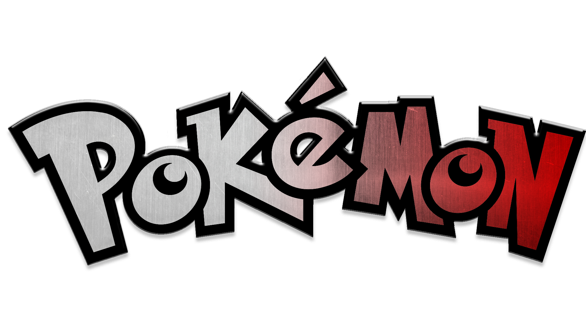 Pokemon Logos.