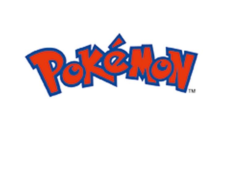 Pokemon red Logos.