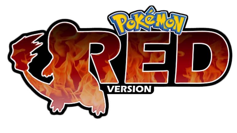 Pokemon Red.