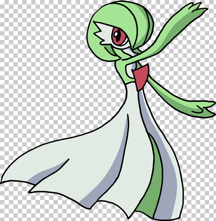 Pokémon Ruby and Sapphire Gardevoir Ralts Art , amime PNG.