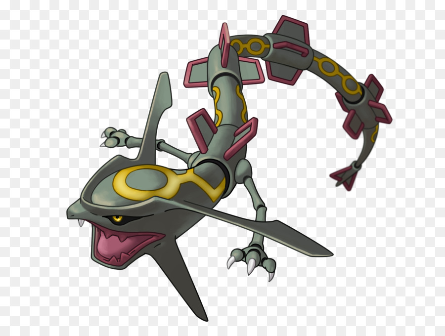 rayquaza shiny png clipart Pokémon Ruby and Sapphire Groudon.