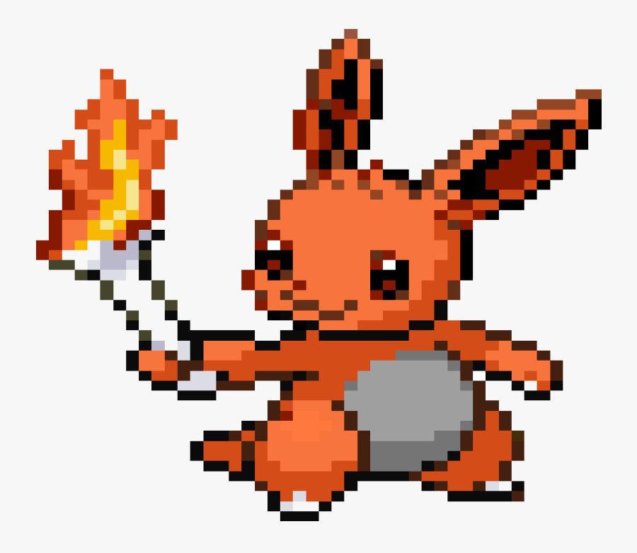 Pokemon Black & White Pikachu Eevee Pokémon Sprite.