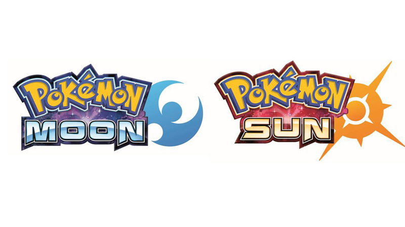 Pokémon Moon And Sun Logos Revealed.