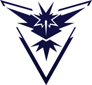 Pokemon GO Team Instinct Logo Vector (.AI) Free Download.