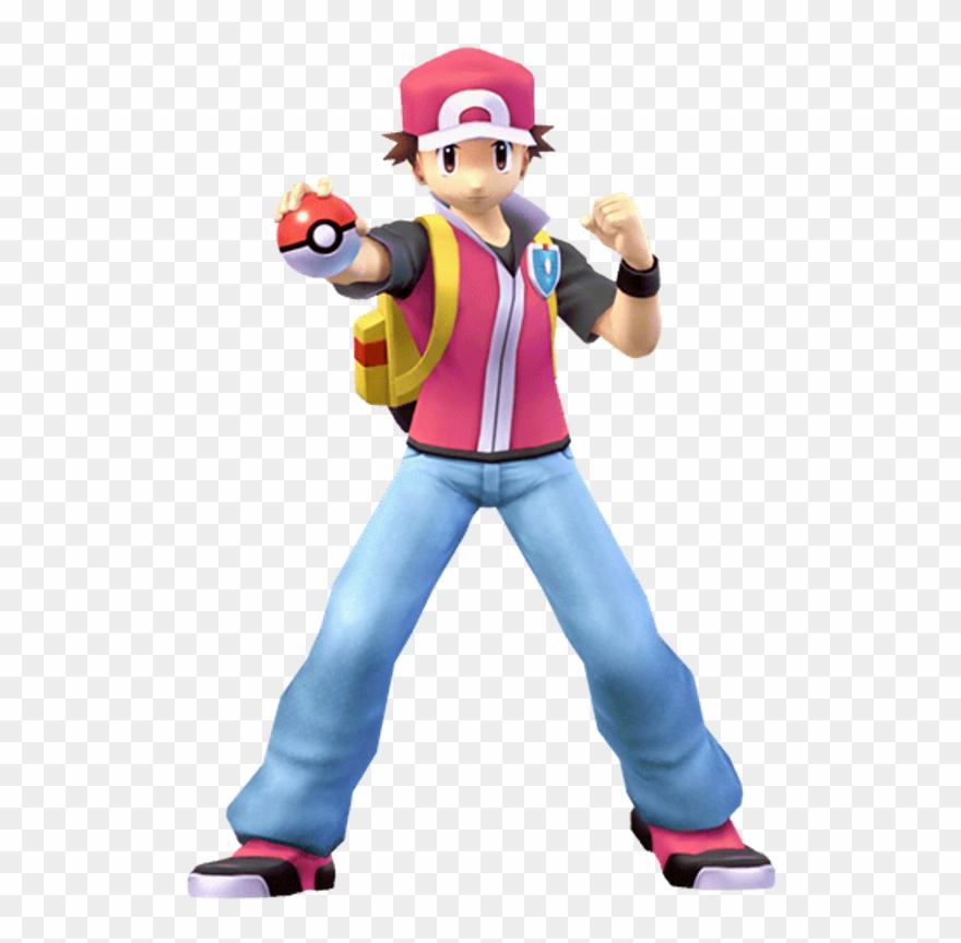 Pokémon Trainer.