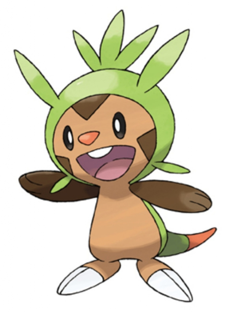 pokemon x and y chespin clipart pokemon x and y clipart.