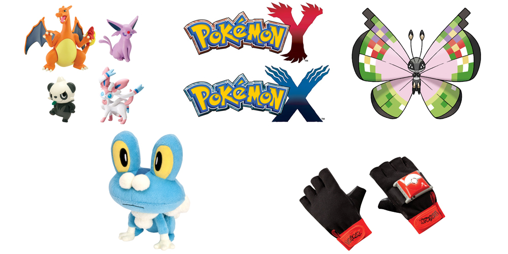 Pokémon X and Y Keep on Giving.