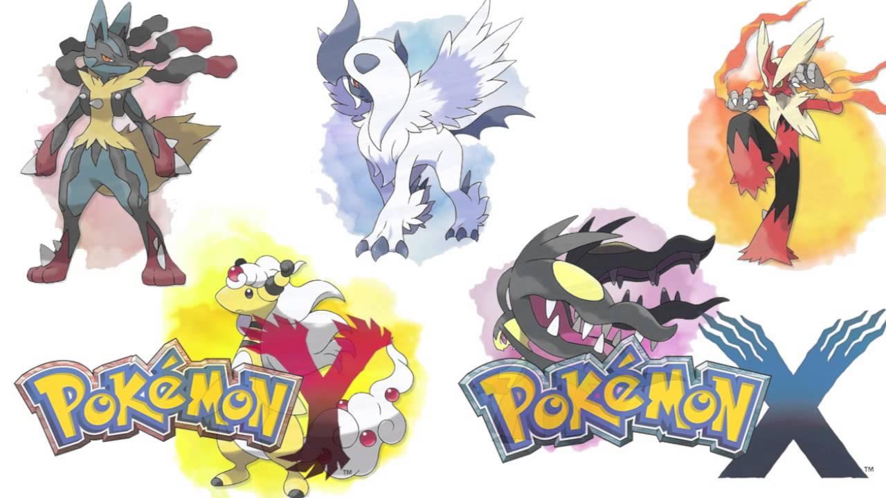 Pokemon X & Y Mega Evolution Battle Music (Full).