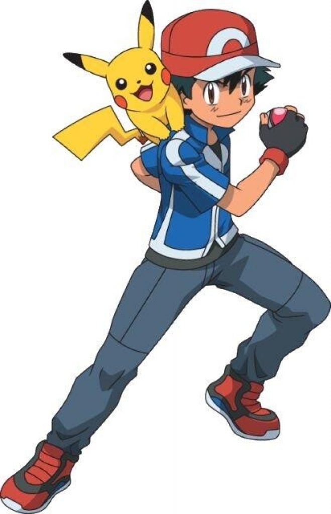 pokemon x and y ash ketchum clipart pokemon x and y clipart.