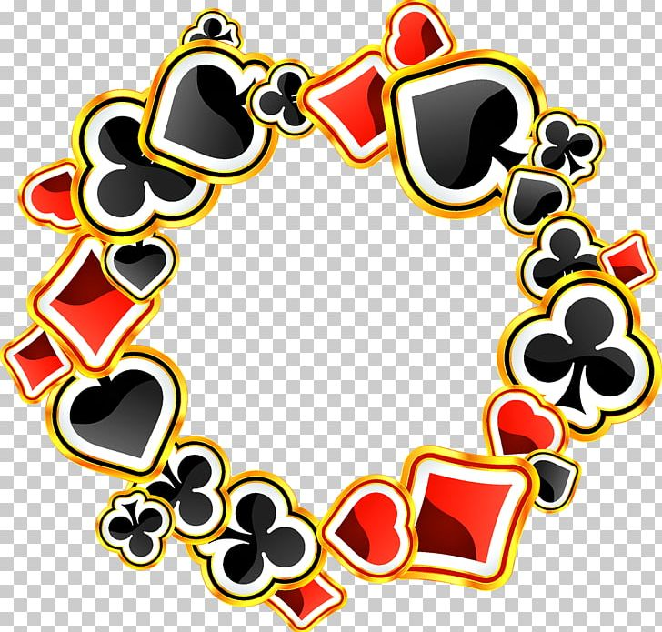 Playing Card Texas Hold \'em Omaha Hold \'em Poker Card Game.