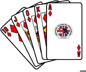 Free Poker Cards Clipart.