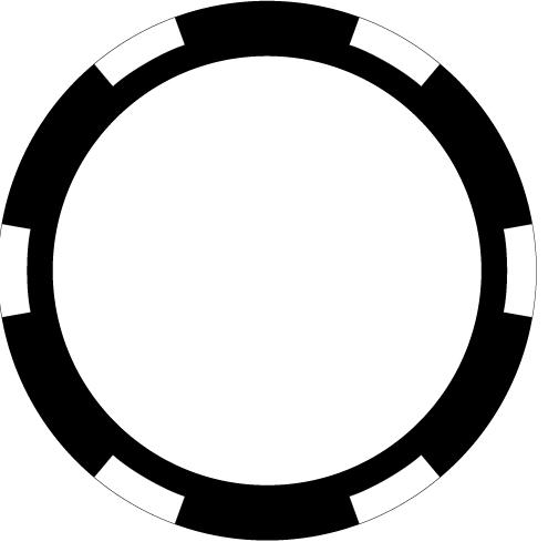 79+ Poker Chip Clip Art.