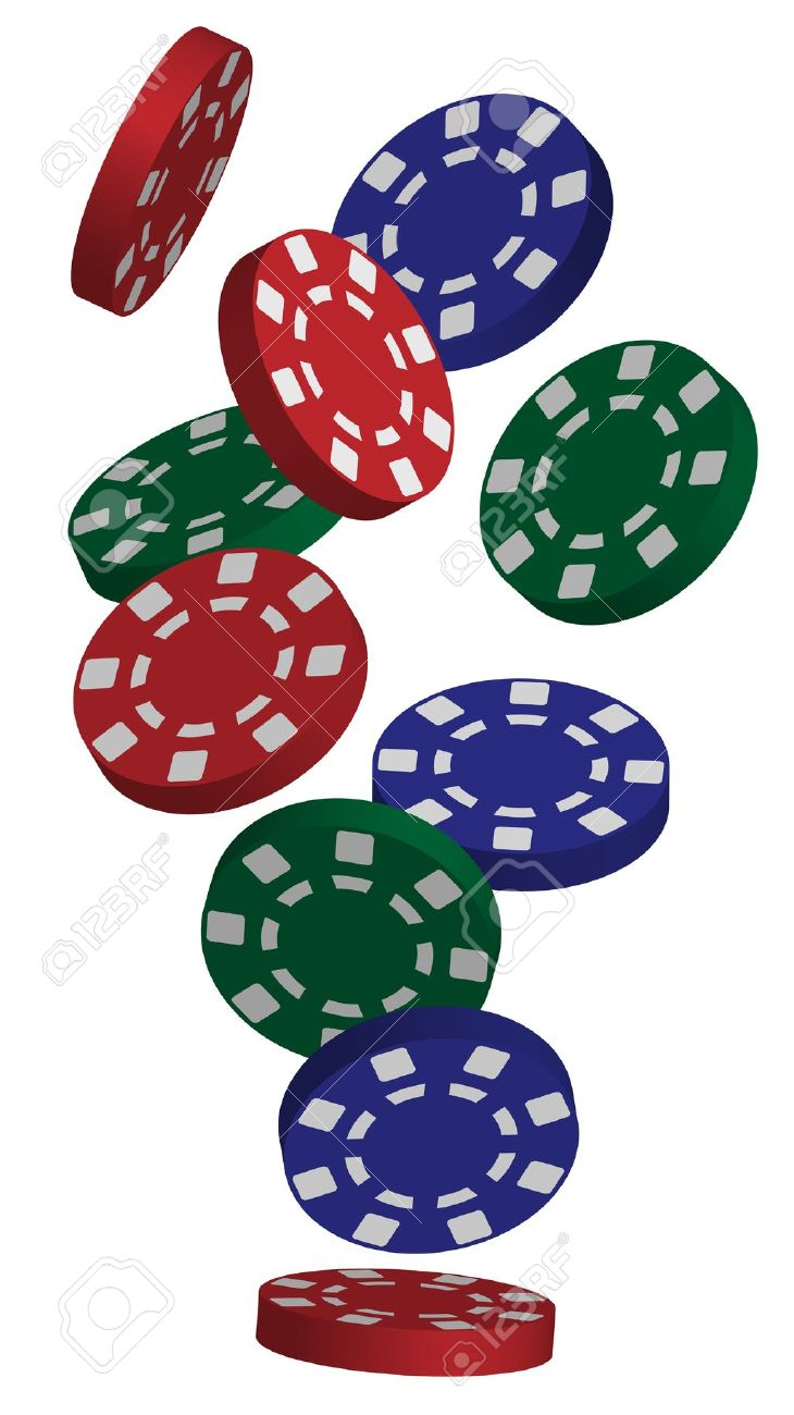 Download Free png Casino Poker Chips Clipart.