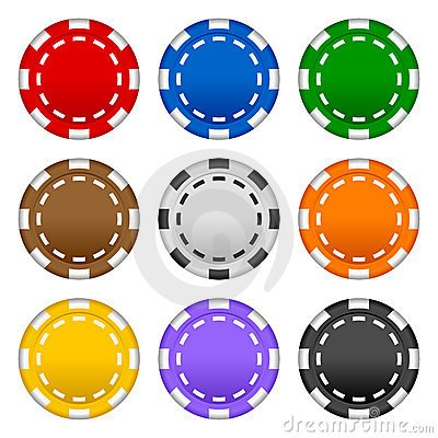 Poker chips clipart free 1 » Clipart Portal.
