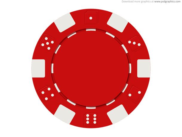78+ Poker Chip Clip Art.