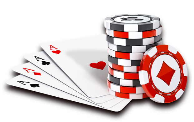 454 Poker free clipart.
