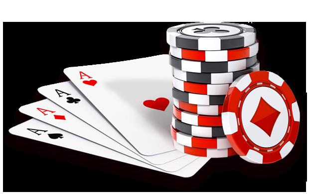 454 Poker free clipart.