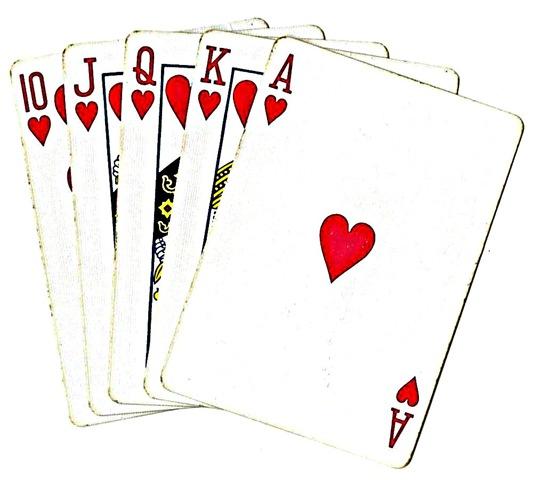 6+ Poker Clip Art.