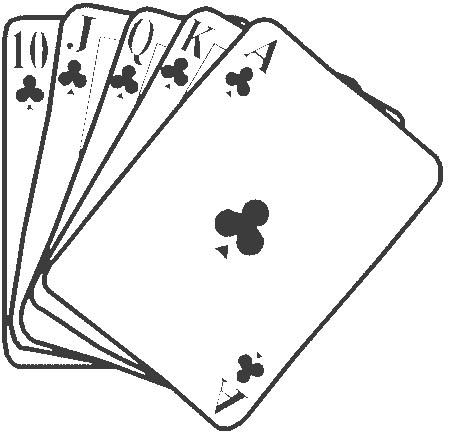61+ Poker Clipart.