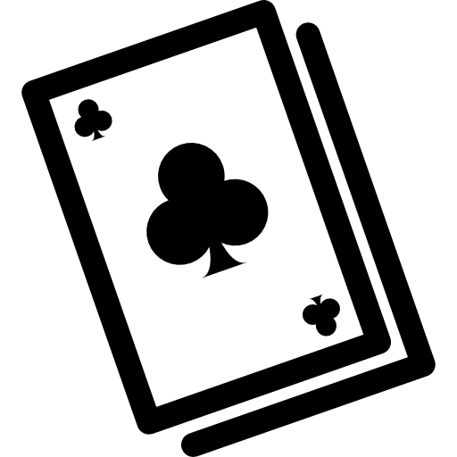 Poker cards Icons.