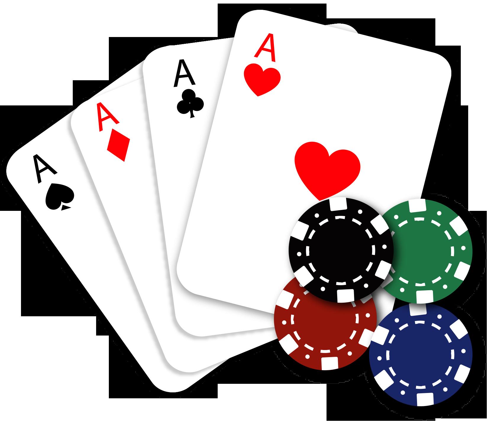 Poker PNG Image.