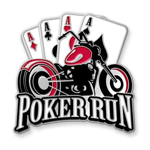 Poker run.