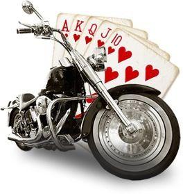 Illinois imposes fees on motorcycle poker runs!.