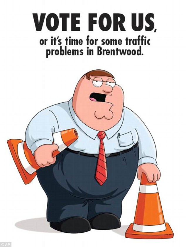 Family Guy pokes fun at Chris Christie and Bridgegate scandal.