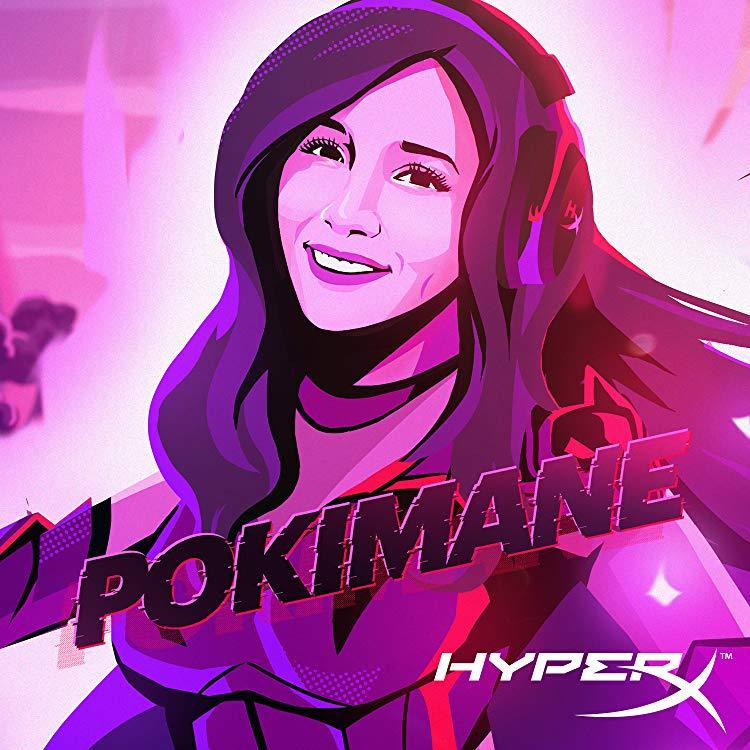 Amazon.com: HyperX: Pokimane.