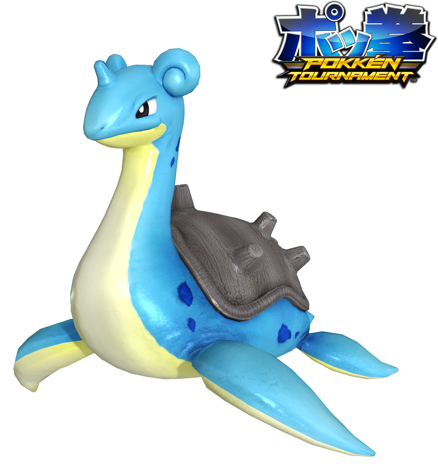 Pokken Tournament: Lapras Download by Tuni.