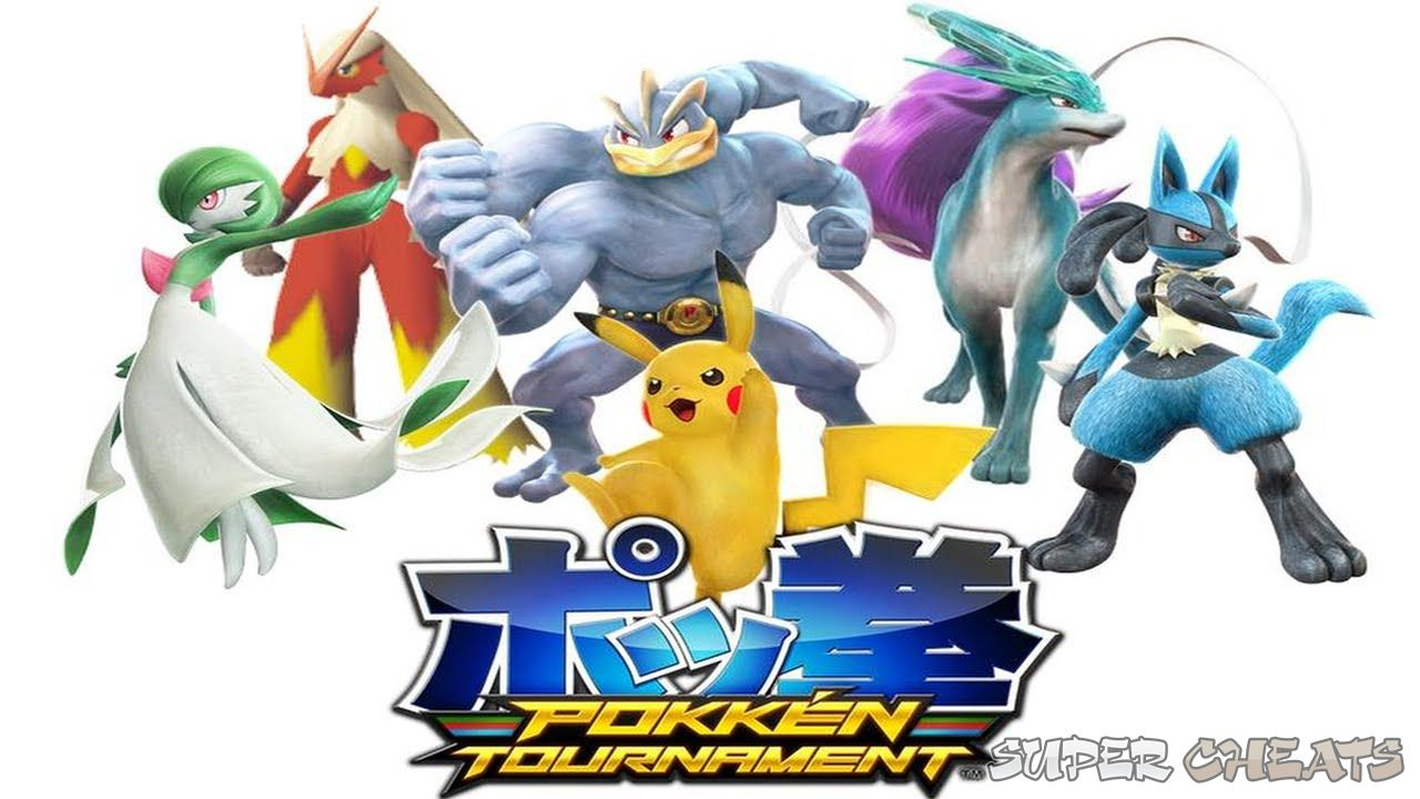 Pokken Tournament Walkthrough and Game Guide.