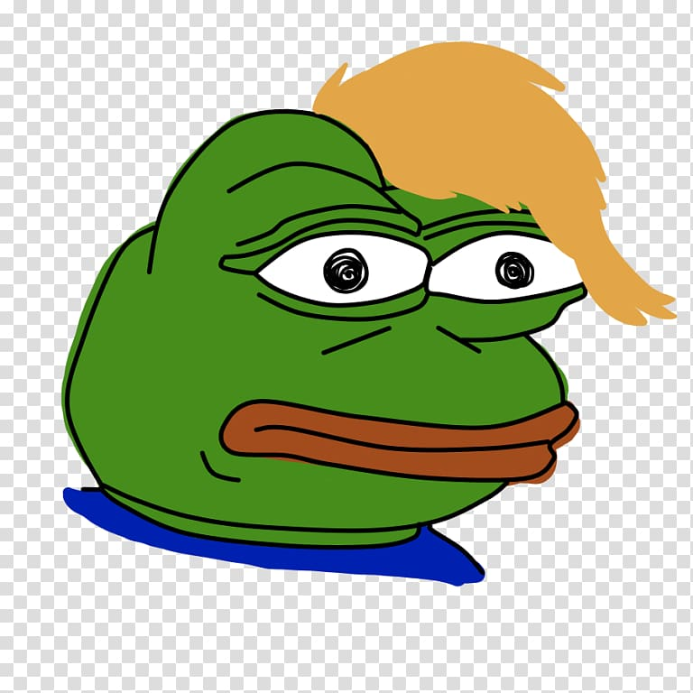 Pepe the Frog Meme Cartoon /pol/, meme transparent.
