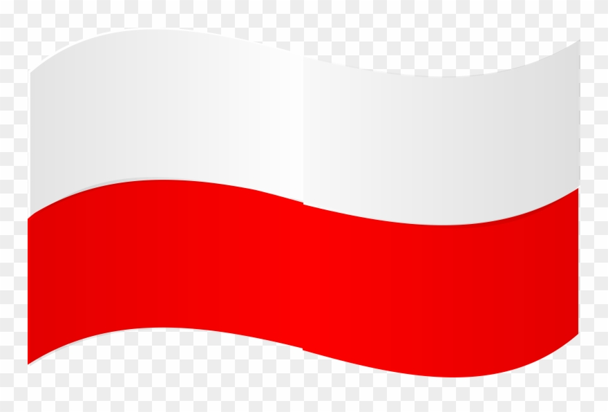 Poland Clipart Polish Flag.