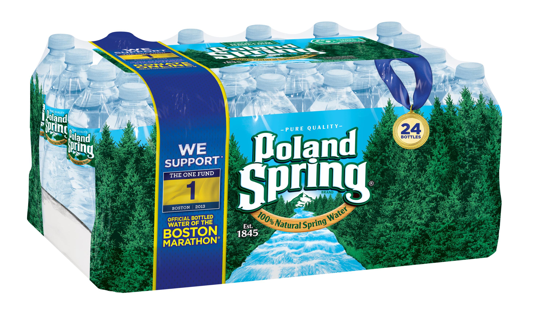Poland Spring® Brand Natural Spring Water Donates $250,000.