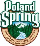 Poland Spring.