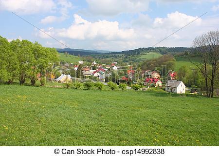 Stock Photos of Polish landscape.