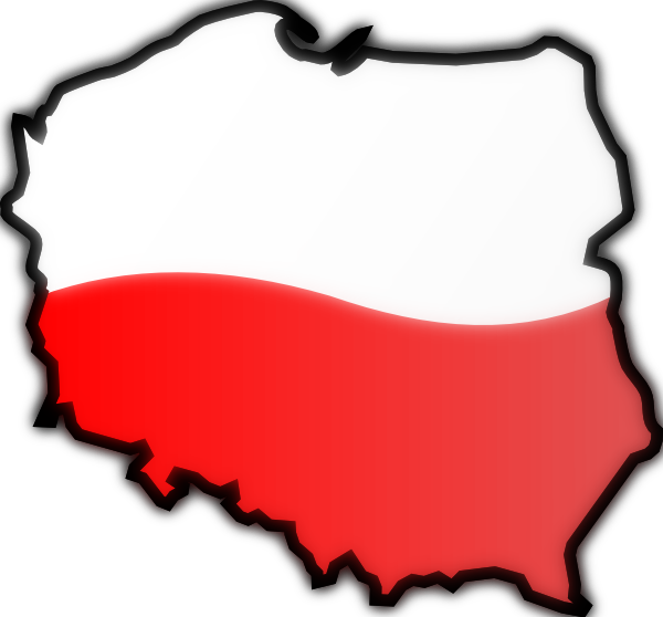 Poland Clip Art at Clker.com.