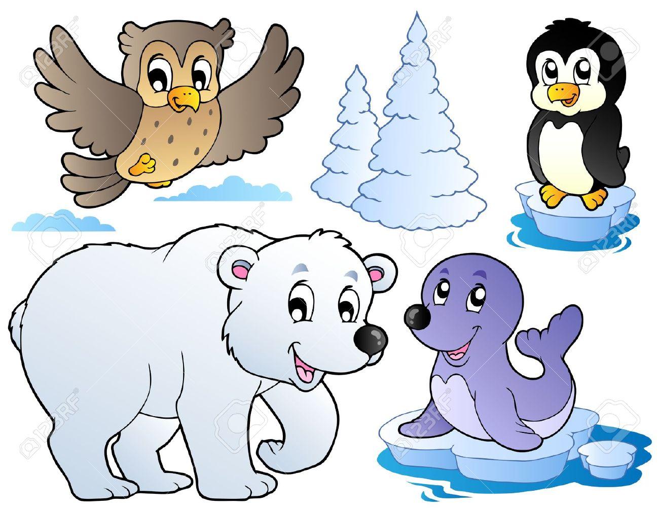 7,366 Polar Bear Stock Vector Illustration And Royalty Free Polar.