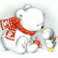 Free Christmas Bear Cliparts, Download Free Clip Art, Free.