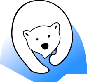 Clipart Polar Bear Free.