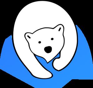 Clipart Polar Bear Free.