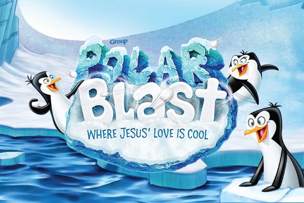 Polar Blast Group VBS.